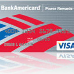 Bank of America - Power Rewards Visa Signature Card