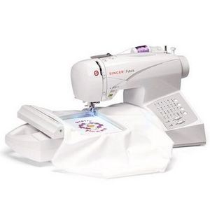 Singer Futura Electronic Embroidery & Sewing Machine