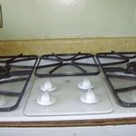 GE Gas stovetop serial #