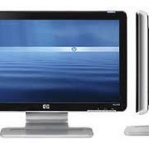 """HP 18.5"""" LCD Pavilion Monitor"""