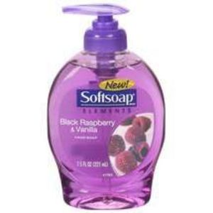 Softsoap Black Raspberry and Vanilla Hand Soap