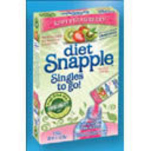 Snapple - Diet Snapple Singles To Go