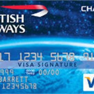 Chase - British Airways Visa Signature Card