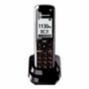 Panasonic - KX TGA740B Cordless Phone