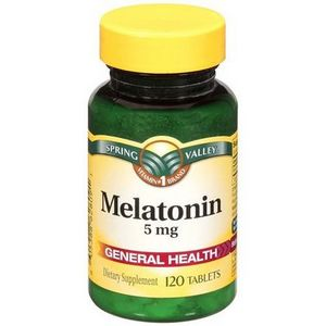 Spring Valley Melatonin