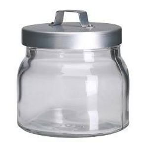 IKEA Burken Jars with Lid