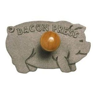 Norpro Cast Iron Pig Bacon Press #1398