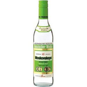Moskovskaya Russian Vodka