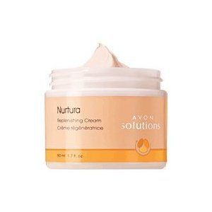 Avon Nurtura Replenishing Cream