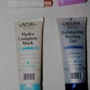 Lacura Exfoliating Peeling Scrub