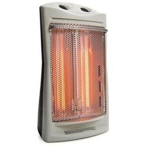 Sunbeam Portable Quartz Tower Heater