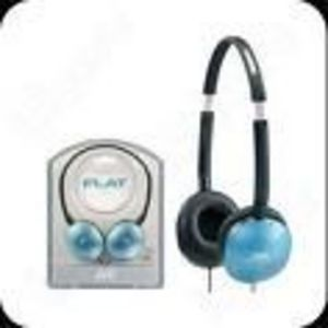 JVC - - Flat Stereo Headphones