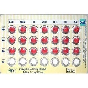 Apri Birth Control Pills