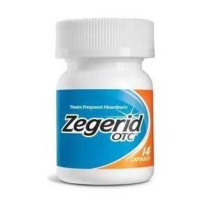 Zegerid omeprazole/sodium bicarbonate