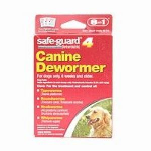 Safe-Guard 4 Canine Dewormer