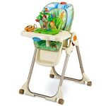 Fisher-Price Rainforest Healthy Care High Chair K2927 / W3066