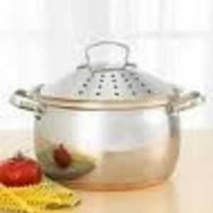 Tools of the Trade Belgique 6-Quart Strainer Pot