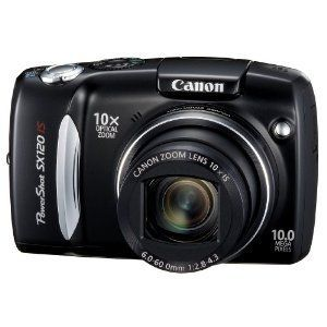 Canon - SX120 IS Digital Camera