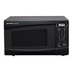 Sharp 800 Watt 0.8 Cubic Feet Microwave Oven KW