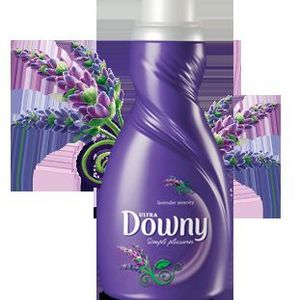Downy Simple Pleasures Lavender & Vanilla Fabric Softener