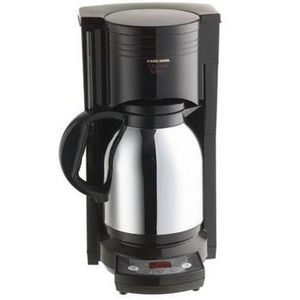 Black & Decker 12-Cup Thermal Select Plus Coffee Maker
