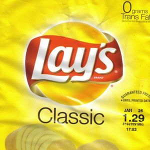 Lay's - Classic Potato Chips
