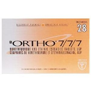 Ortho Novum 777 Birth Control Pills