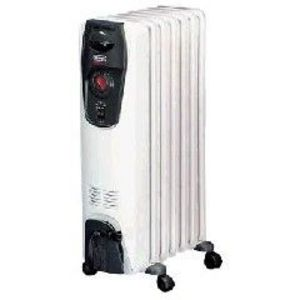 DeLonghi Portable SafeHeat Oil-Filled Radiator Heater