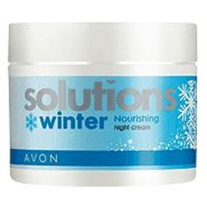 Avon Solutions Winter Nourishing Night Cream