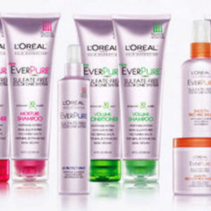 L'Oreal EverPure Sulfate-Free Color Care System