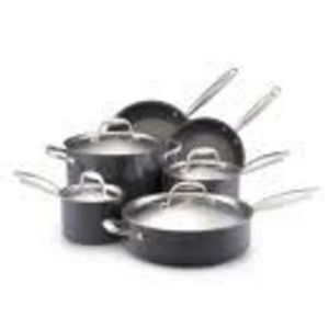 Anolon Titanium 10-Piece Nonstick Cookware