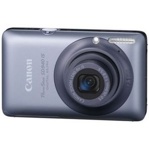 Canon - PowerShot SD940 IS Digital Camera