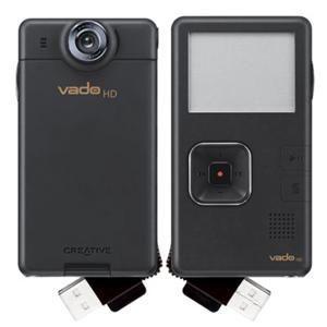 Creative - Vado Pocket Video Cam HD (8 GB) High Definition Camcorder