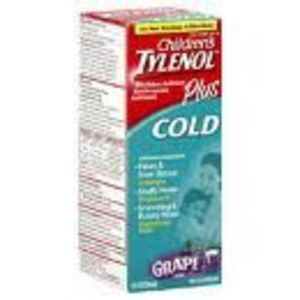 Tylenol Children's Plus Cold