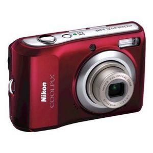 Nikon - Coolpix L20 Digital Camera