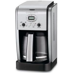 Cuisinart 14-Cup Programmable Coffee Maker DCC-2600 Reviews Viewpoints.com