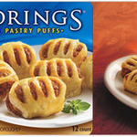 Pillsbury Savorings Mozzerella and Pepperoni Pastry Bites