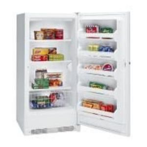 Frigidaire LFFU1424DW Freezer 14.1 Cu. Ft. with Manual Defrost