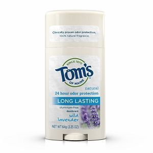 Tom's of Maine Natural Deodorant Stick - Lavender