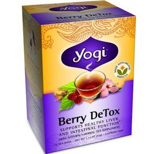 Yogi Tea - Berry Detox