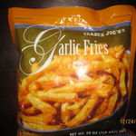 Trader Joe's Garlic Fries
