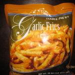 Trader Joe's Garlic Fries