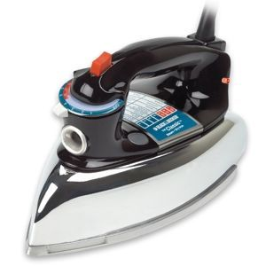 Black & Decker Iron with Auto Shut-off