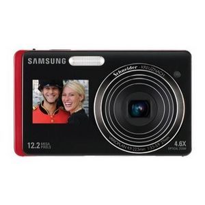 Samsung - DualView TL220 / ST500 Digital Camera