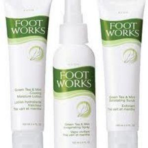 Avon Foot Works