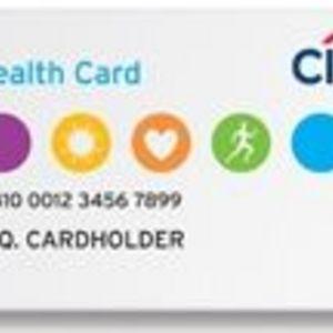 Citi - Health Card