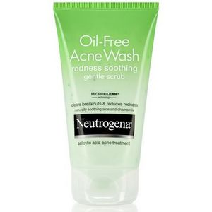 best acne scrub