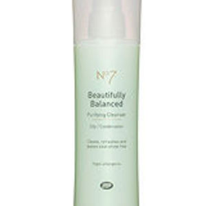 Boots No7 Beautifully Balanced Purifying Cleanser