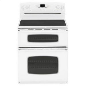 W Maytag Gemini Freestanding Electric Double Oven Range