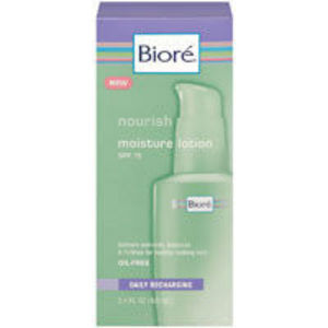 Biore Nourish Moisture Lotion